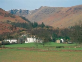 A winter view of Patterdale