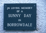 Joke plaque