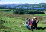 Ullswater,guided walk on Moordivock