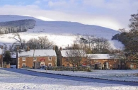 Melmerby in snow